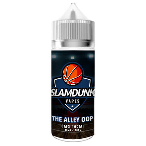 Slam Dunk Vapes by GameTime - The Alley Oop - 100ml / 0mg