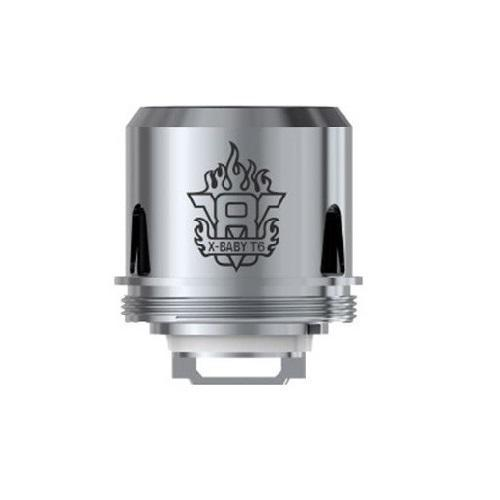 Smok TFV8 X-Baby T6 Coil 0.2ohm (3-Pack) - 0.2ohm