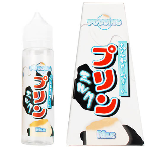 Snaku eLiquids - Milk Pudding eJuice - 60ml / 0mg