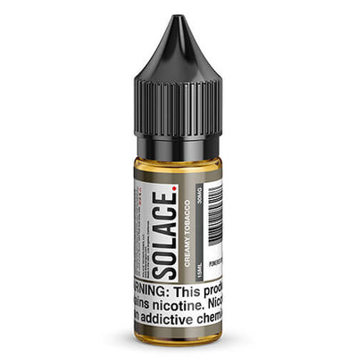 Solace Salts eJuice - Creamy Tobacco-eJuice-Solace Vapor-15ml-30mg-eJuices.com