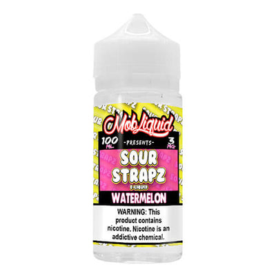 Sour Strapz eLiquid - Watermelon