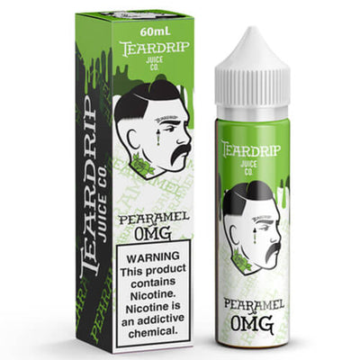 Teardrip Juice Co - Pearamel-eJuice-Teardrip Juice Co-eJuices.com