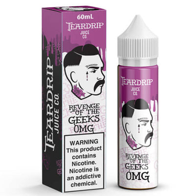 Teardrip Juice Co - Revenge of the Geeks-eJuice-Teardrip Juice Co-eJuices.com