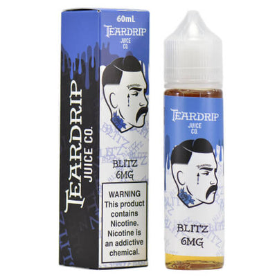 Teardrip Juice Co - Blitz-eJuice-Teardrip Juice Co-eJuices.com