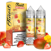 Finest E-Liquid Fruit Edition - Mango Berry Vape Juice 0mg