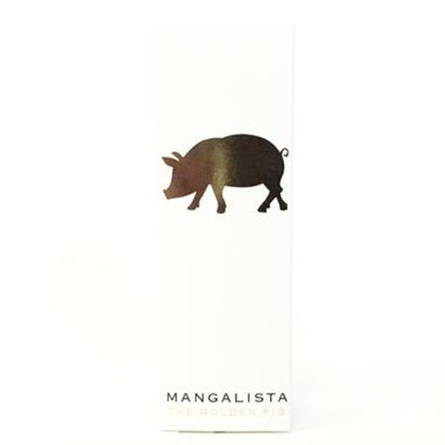 The Golden Pig E-Liquid - Mangalista - 60ml / 0mg
