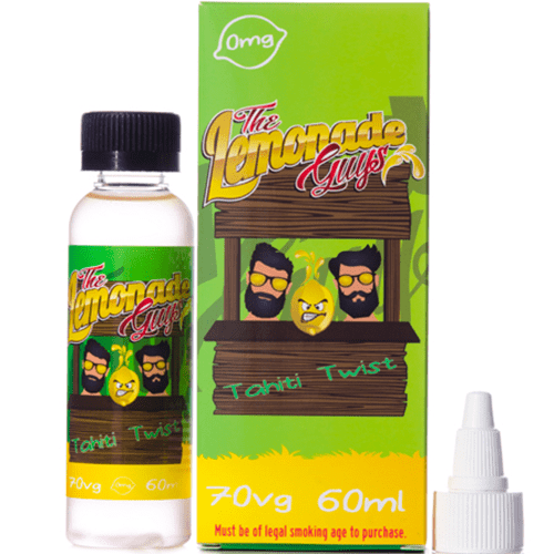 The Lemonade Guys eJuice - Tahiti Twist - The Best Place to buy eJuice - eJuices.com