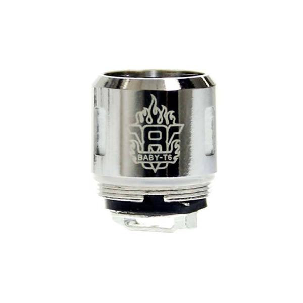 Smok TFV8 Baby T6 Sextuple Coil 0.2ohm (5 Pack) - Default Title