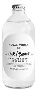 OUR / VODKA Berlin 35 cl