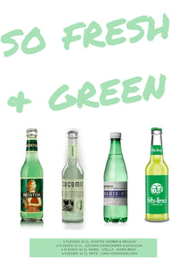 PAKKET SO FRESH & GREEN 24 pack