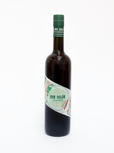 NEW: RON COLON coffee infused rum 70 cl Green Label