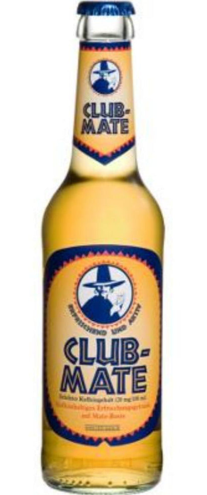 CLUB MATE 33cl VEGAN