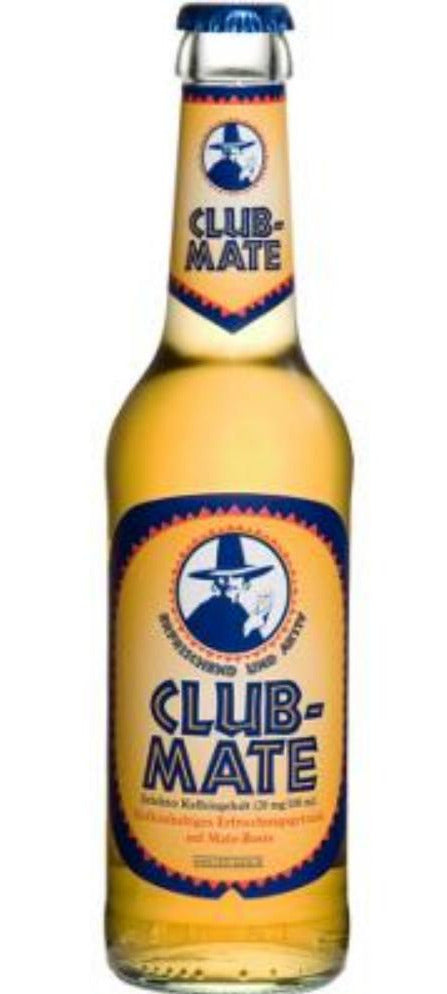 KRAT CLUB  MATE 24 x 33cl VEGAN