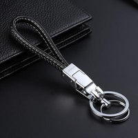 Porte-Clef Cuir Luxe