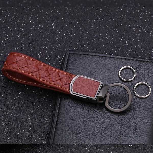 Porte-Clefs Homme cuir