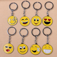 Porte-Clé Smiley
