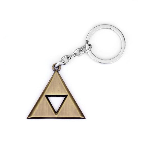 porte clé triforce zelda