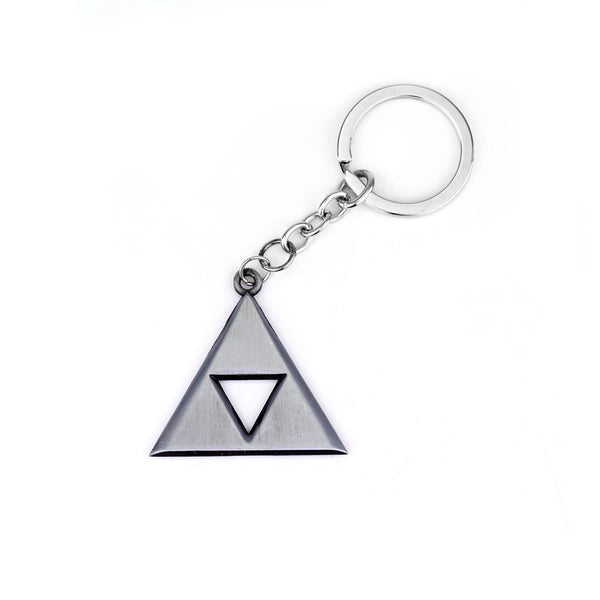 triforce porte clé zelda