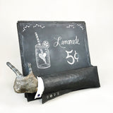 The Chalkboard Tuxedo Sign