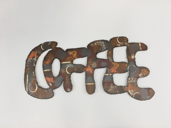 Funky Coffee Sign