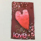 Metal Keepsake Valentine