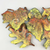 Reversible Spring/Fall Leaves Garland II