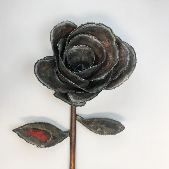 Large Flower Yard Stake