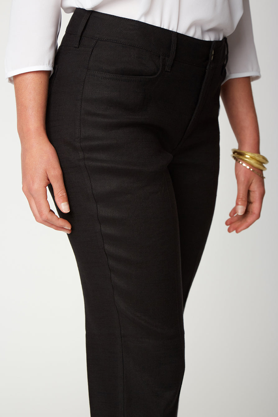 Trouser Pants - BLACK