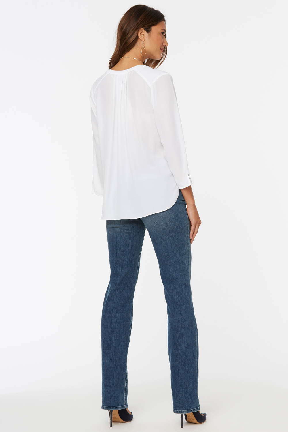 The Perfect Blouse - OPTIC WHITE