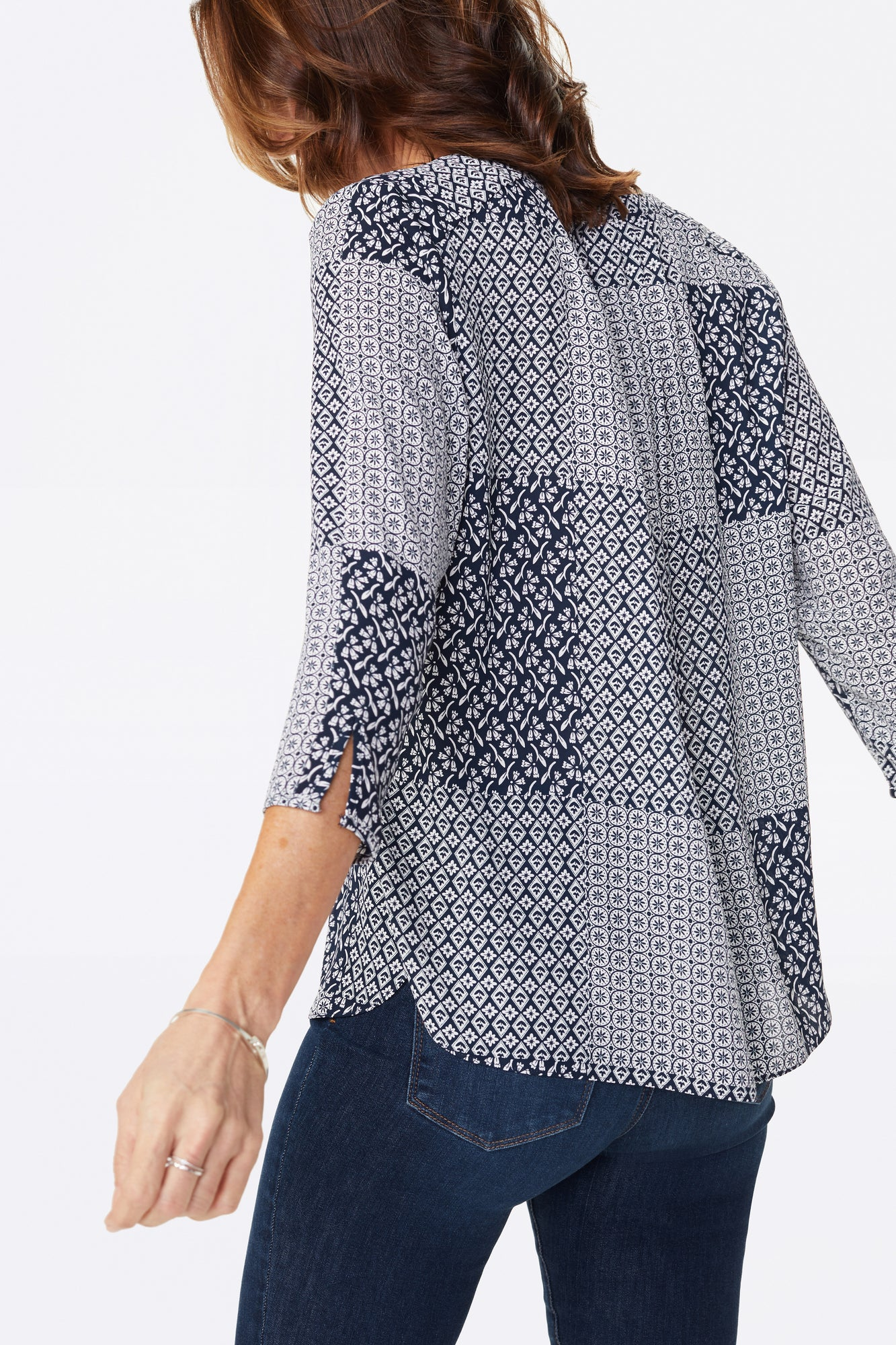 The Perfect Blouse - PRESIDIO PATCHWORK