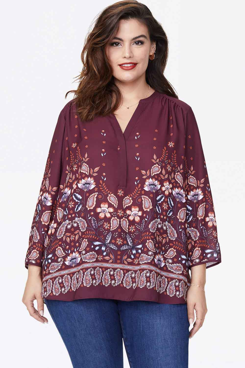 The Perfect Blouse - BERKELEY BLOOMS
