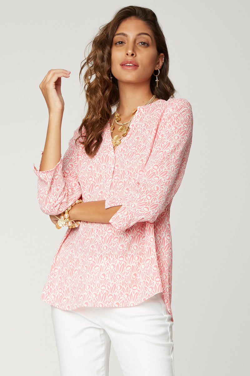The Perfect Blouse - COCONUT GROVE