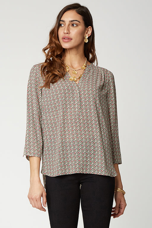 The Perfect Blouse - NAVEL GEO