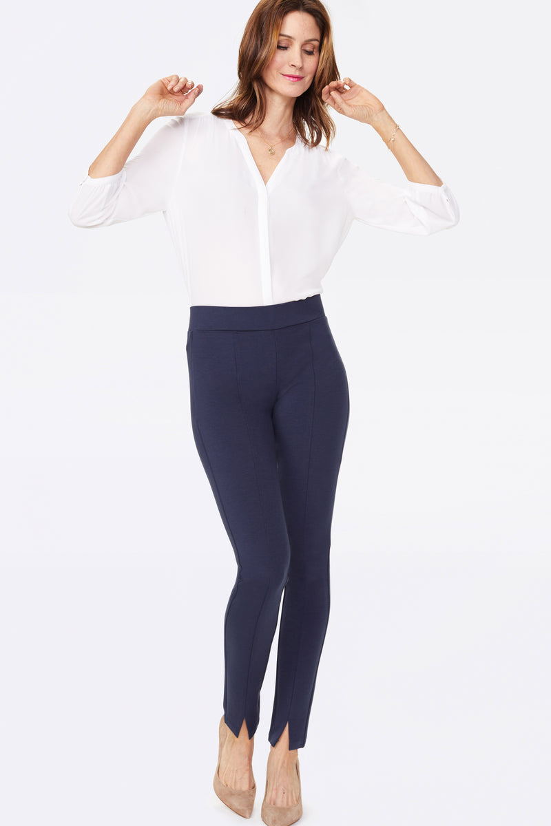Basic Legging Pants - EVENING TIDE