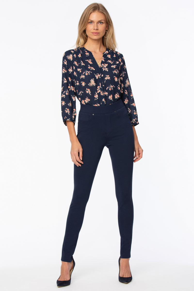 Modern Legging Pants - Evening Tide