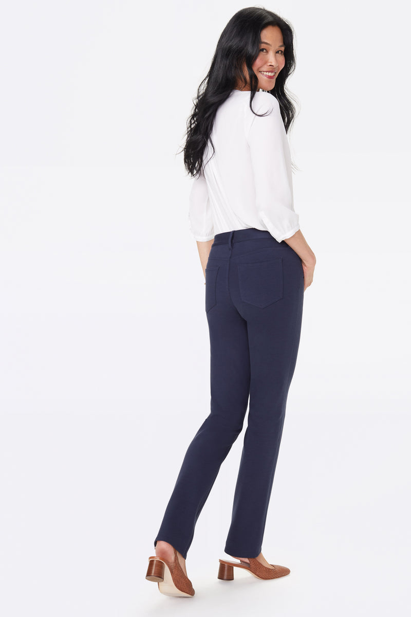 Sheri Slim Pants - EVENING TIDE
