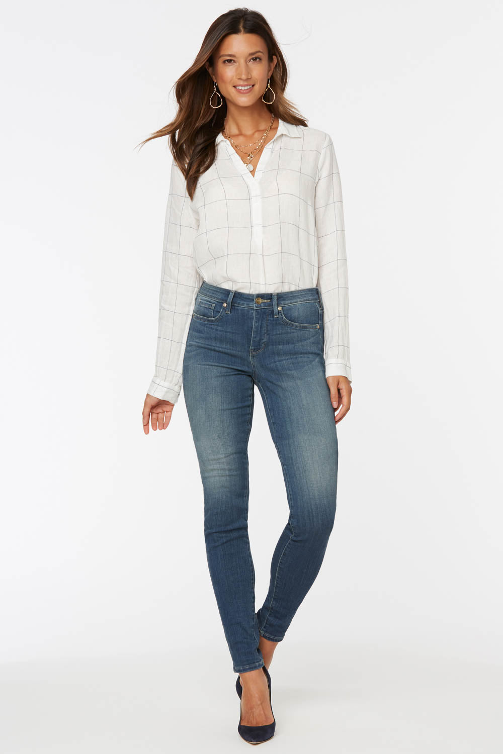 Ami Skinny Jeans In Tall - BALANCE