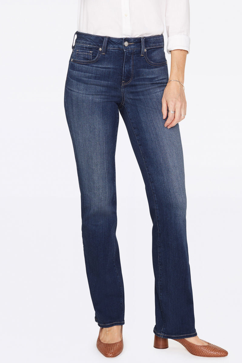 Marilyn Straight Jeans - SAINT VERAN