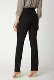 Marilyn Straight Pull-On Jeans - NAUTILUS