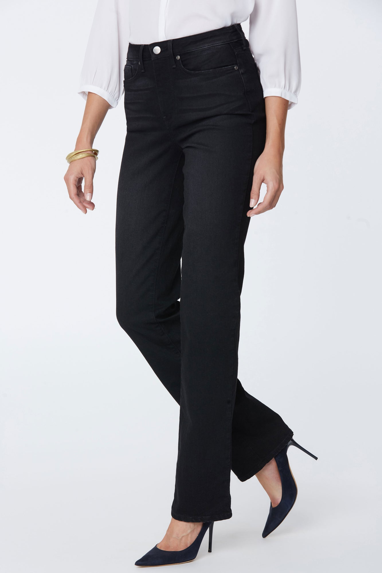 Relaxed Straight Jeans - GLORY