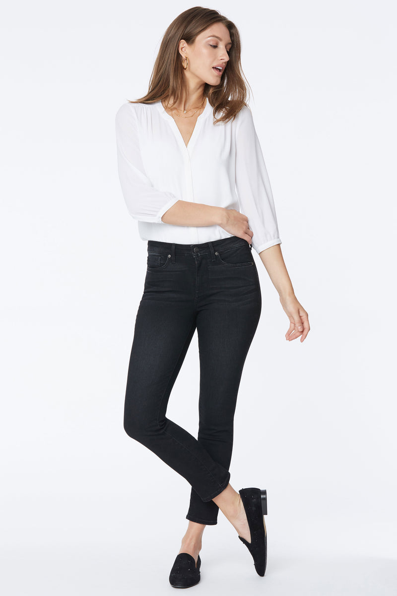 Alina Skinny Ankle Jeans - GLORY