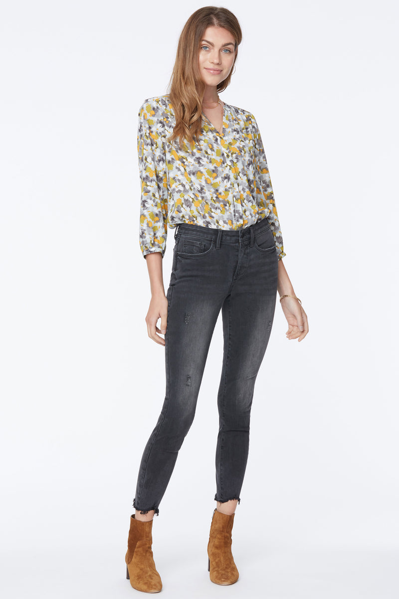 Ami Skinny Ankle Jeans - ACUITY
