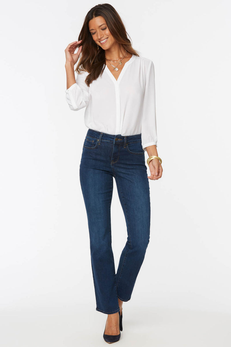 Marilyn Straight Jeans - COOPER