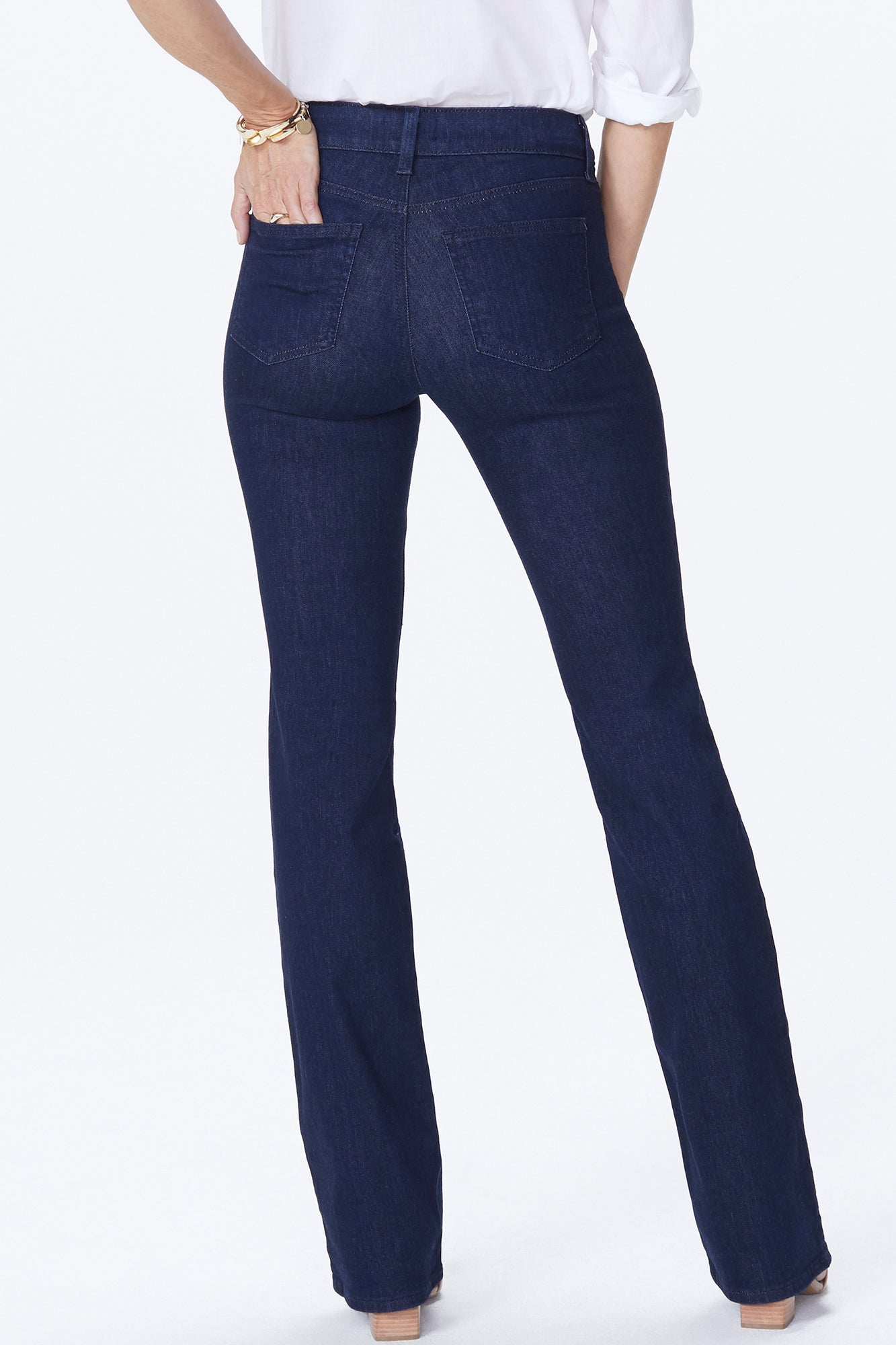 Barbara Bootcut Jeans In Tall - RINSE
