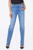 Relaxed Straight Jeans - RHODES