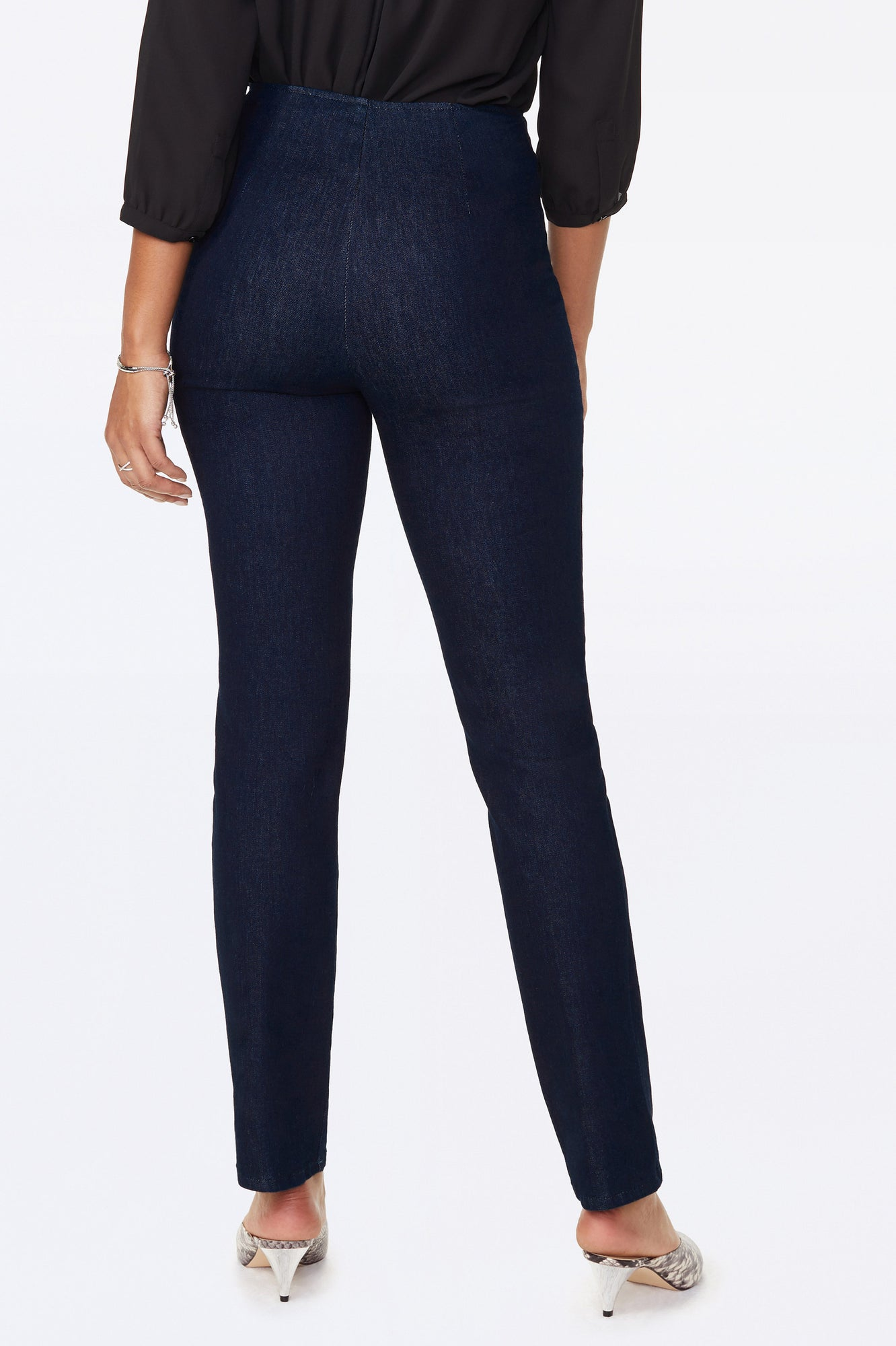 Marilyn Straight Jeans - RINSE