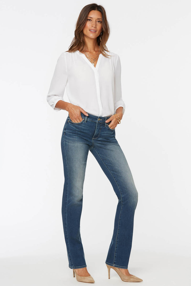 Marilyn Straight Jeans - ENCHANTMENT