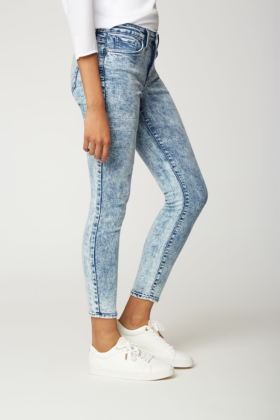 Ami Skinny Ankle Jeans - CALADESI
