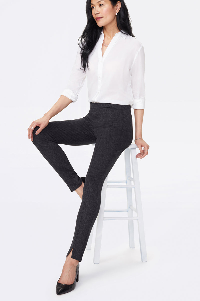 Basic Legging Pants - HERRINGBONE HEIGHTS