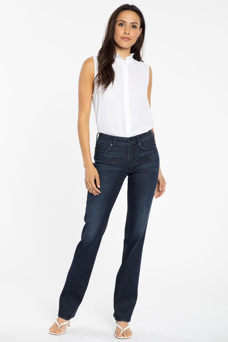 Marilyn Straight Jeans - Rapture